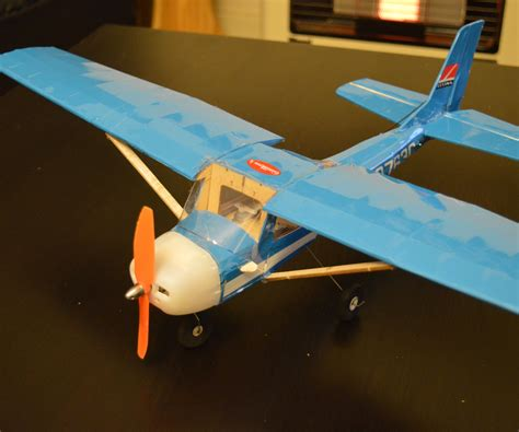 Model Airplane Plans Historic