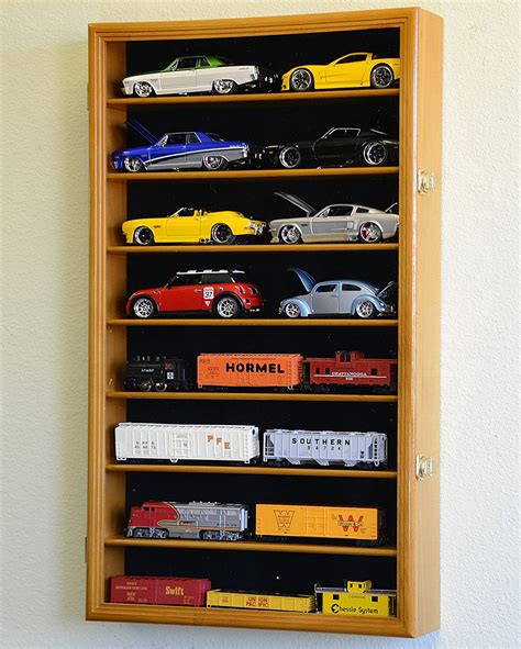 Model Car Display Cabinet With Doors