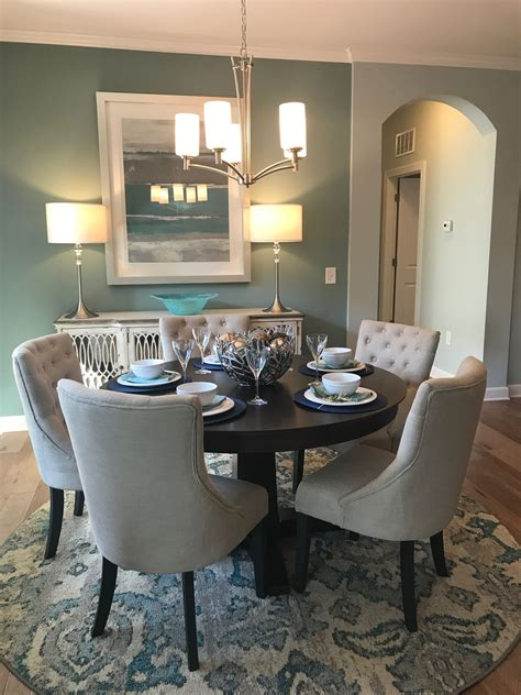 Model Home Dining Room Pictures
