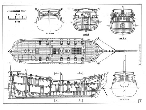 Model Ship Building Plans Free Downloads