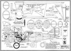 Model-Biplane-Plans