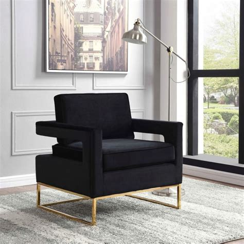 Modern Black Chairs