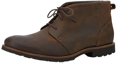 Modern Break Chukka Mens Boots Brown