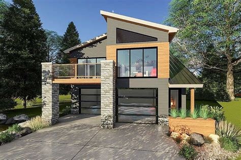Modern Contemporary Tiny House Plans
