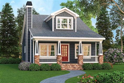 Modern Craftsman Bungalow Home Plans