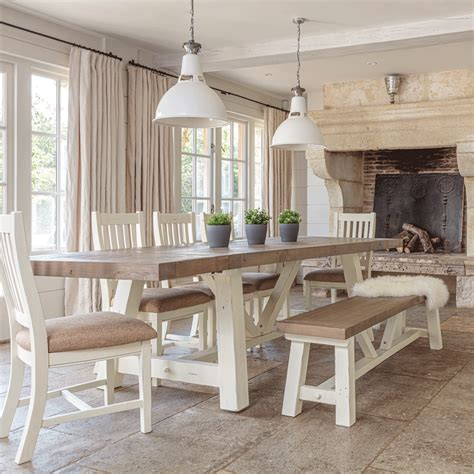 Modern Farmhouse Kitchen Table And Chairs