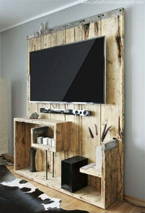 Modern Gaming Tv Stand Diy Palettes