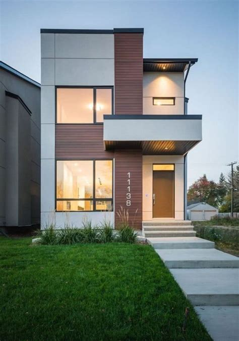 Modern Home Building Plans