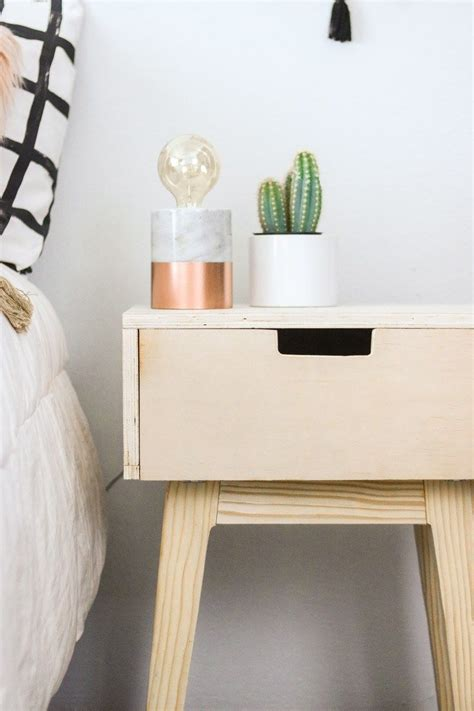 Modern Nightstand Diy Decor