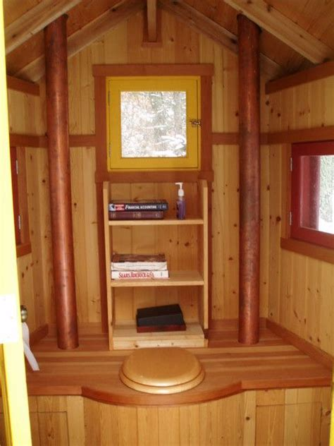 Modern Outhouse Plans With Shower