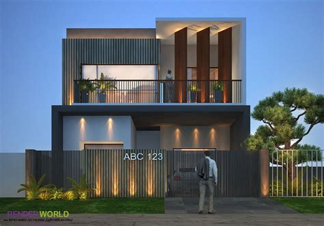 Modern Plans Elevations