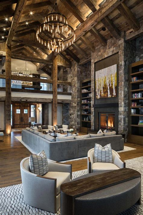 Modern Rustic House Plans And Decor