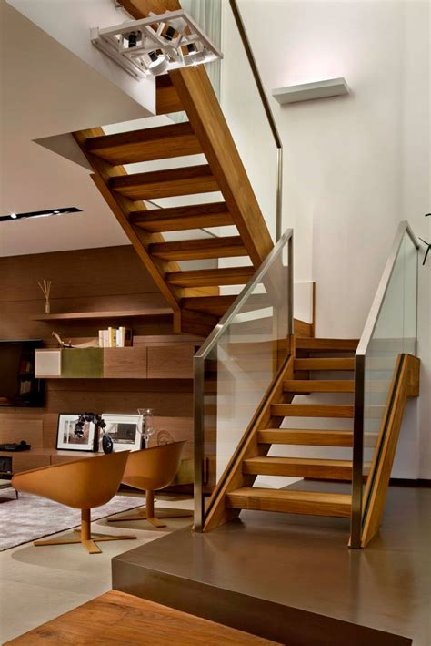 Modern Stairs In Plan