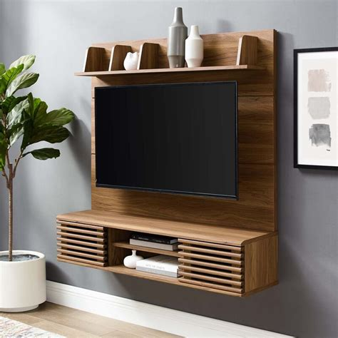 Modern Tv Stand For Tvs Up To 42 By George Oliver