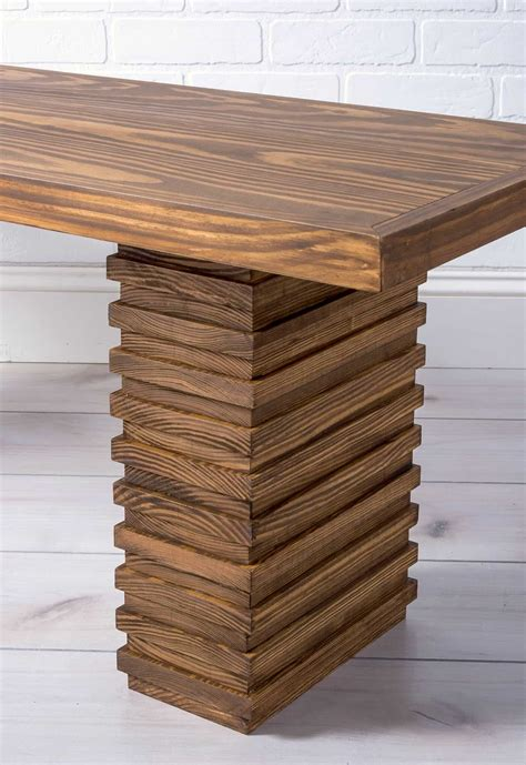 Modern Wood Bench Diy