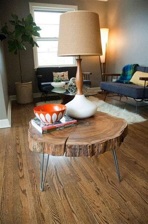 Modern Wood Coffee Table Diy Pinterest