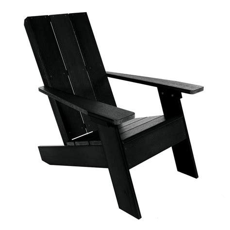 Modern-Adirondack-Chairs-Black
