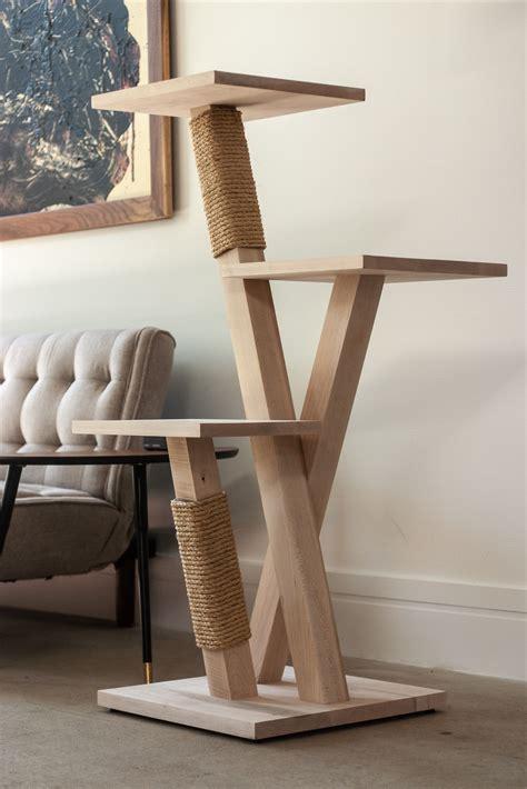 Modern-Cat-Tree-Plans