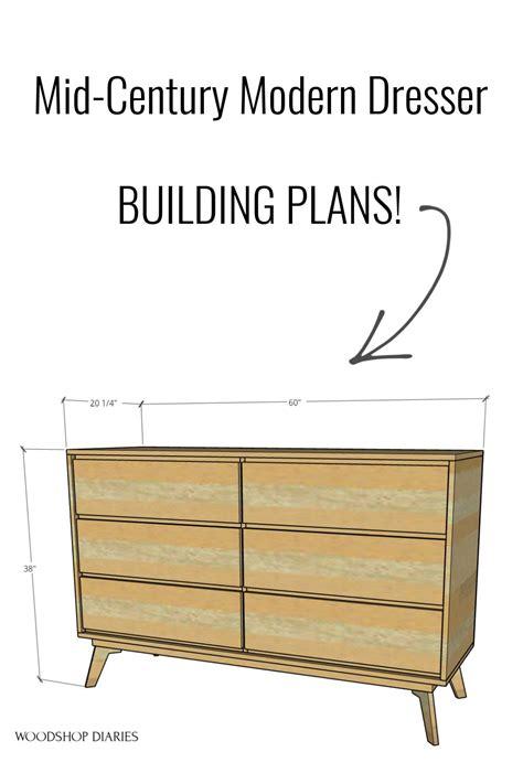 Modern-Dresser-Plans