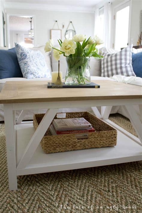 Modern-Farmhouse-Coffee-Table-Ideas