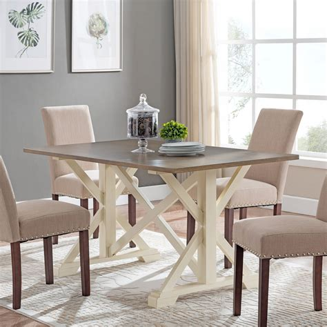 Modern-Farmhouse-Dining-Table-With-Bench