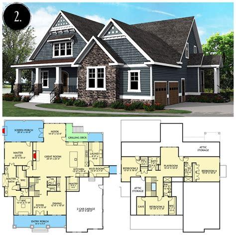 Modern-Farmhouse-Entertaining-House-Plans