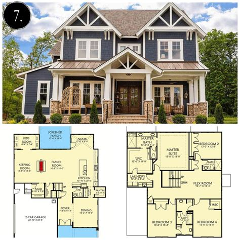 Modern-Farmhouse-Floor-Plans-With-Pictures
