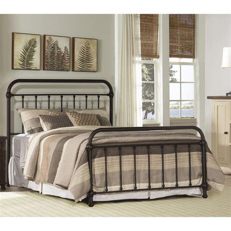 Modern-Farmhouse-Metal-Panel-Bed