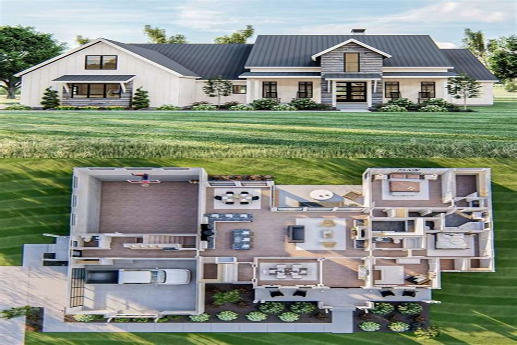 Modern-Farmhouse-Plans-5-Bedroom
