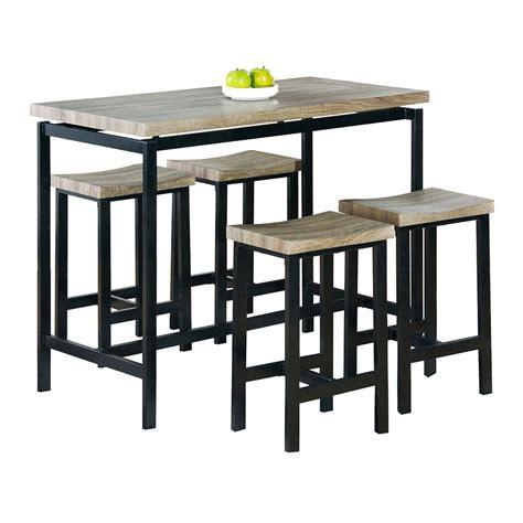 Modern-Farmhouse-Pub-Table