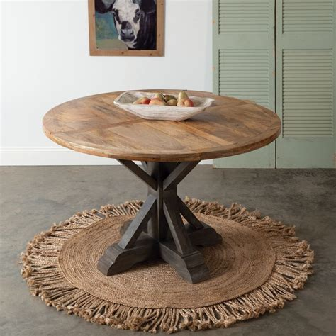Modern-Farmhouse-Round-Table