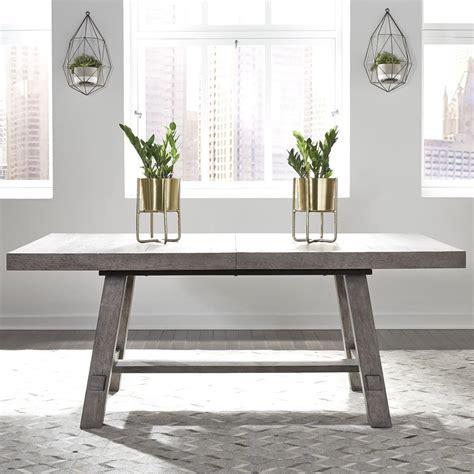 Modern-Farmhouse-Trestle-Table
