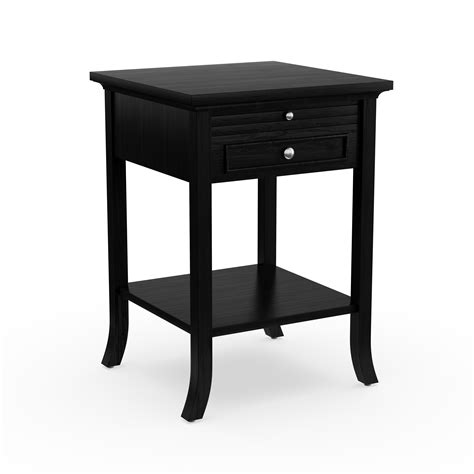Modern-Side-Table-With-Drawer-Plans