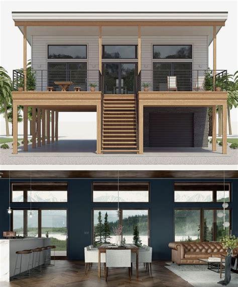 Modern-Stilt-House-Plans