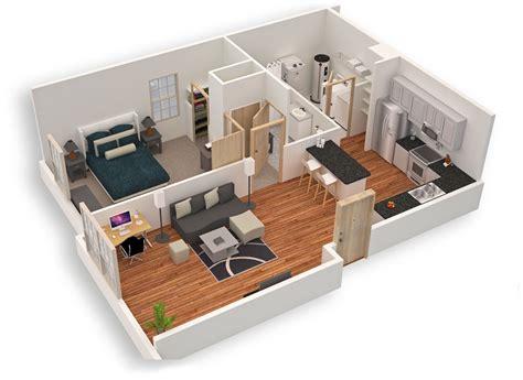 Modern-Tiny-House-3d-Floor-Plans