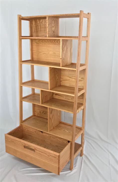 Modern-Wood-Bookcase