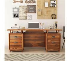 Best Modern wood desk designs