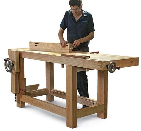Modified-Roubo-Workbench-Plans