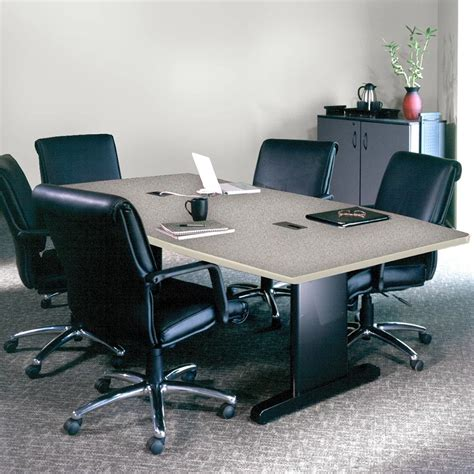 Modular Conference Tables - Rectangle Grey Nebula