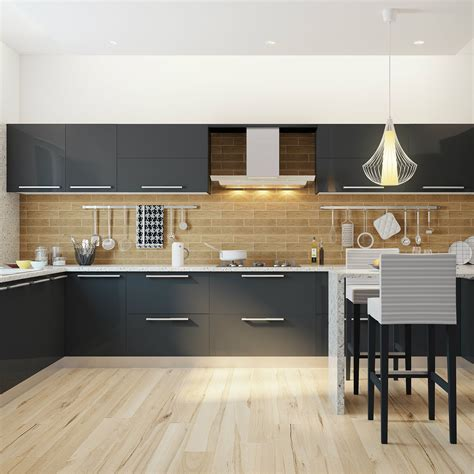 Modular Kitchen Designs India photos