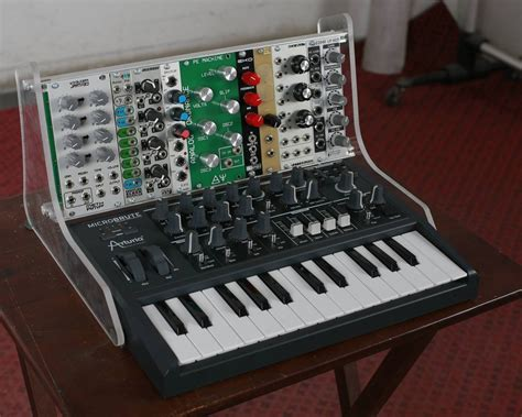 Modular Synth Rack Diy Projects