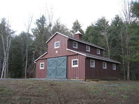 Monitor Barn Garage Workshop Plans