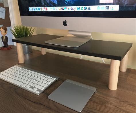 Monitor Stand Diy Ideas