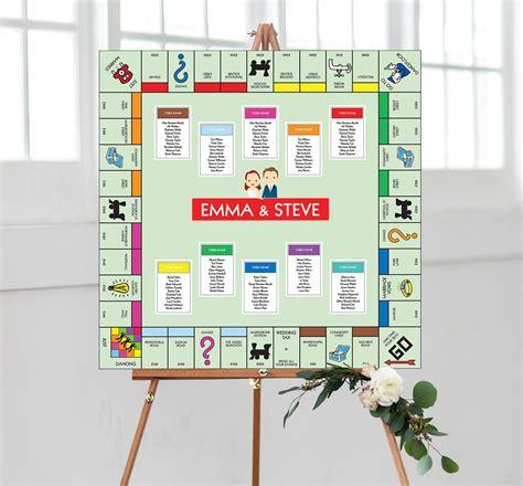 Monopoly-Board-Wedding-Table-Plan