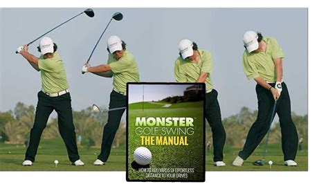 @ Monster Golf Swing - Monster Golf Swing.
