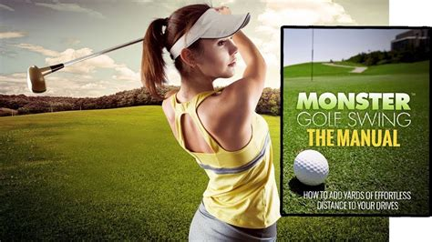 @ Monster Golf Swing Reviews-Is It Scam Or Legit .