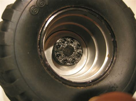 Monster Truck Planetary Gear Hubs