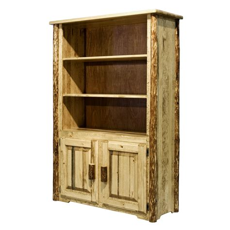 Montana-Woodworks-Bookcase