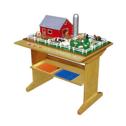 Montessori-Farm-Table