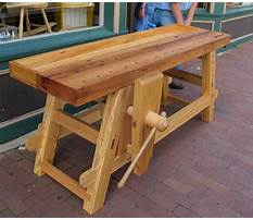 Best Moravian woodworking bench design